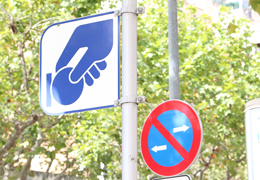 Es reactiven les zones d'estacionament regulat